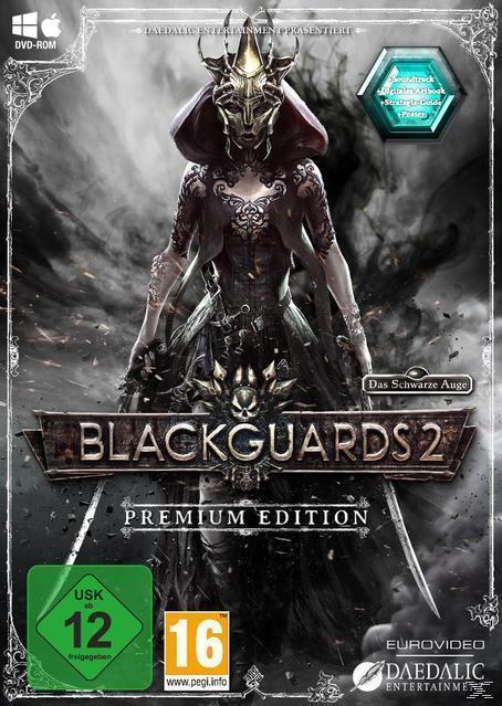 Blackguards II Premium Edition (PC) für 11,99 Euro