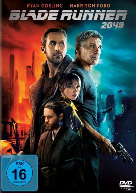 Blade Runner 2049 (DVD) für 14,99 Euro