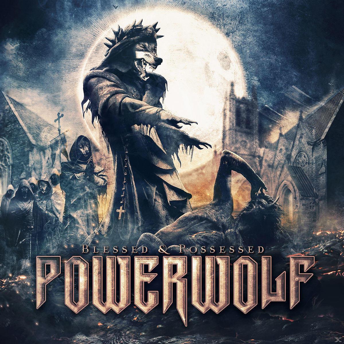 Blessed & Possessed (Powerwolf) für 18,99 Euro