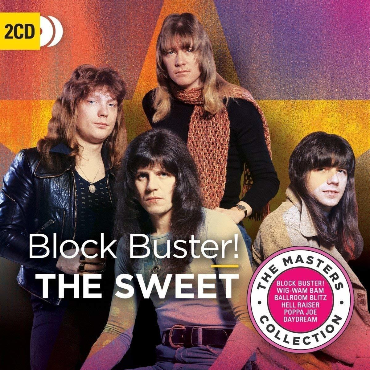 Block Buster! (The Masters Collection) (The Sweet) für 6,49 Euro