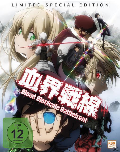 Blood Blockade Battlefront (Folgen 1-12) Limited Special Edition (BLU-RAY) für 99,99 Euro