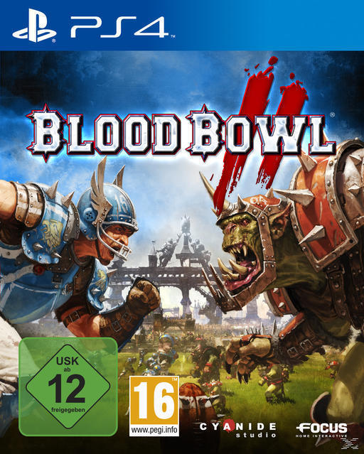 Blood Bowl 2 (PlayStation 4) für 19,99 Euro