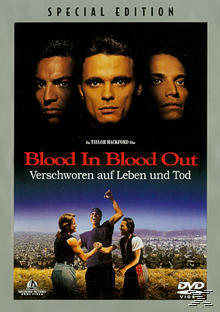 Blood in Blood out Special Edition (DVD) für 8,99 Euro
