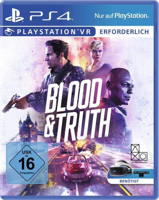 Blood & Truth (PlayStation 4) für 38,98 Euro