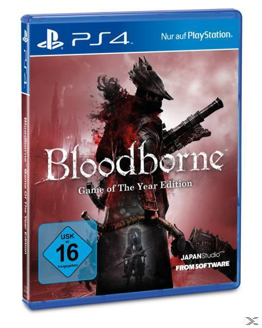 Bloodborne - Game of The Year Edition (PlayStation 4) für 69,99 Euro