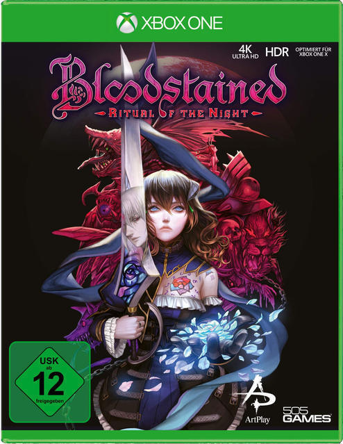 Bloodstained: Ritual of the Night (Xbox One) für 39,99 Euro