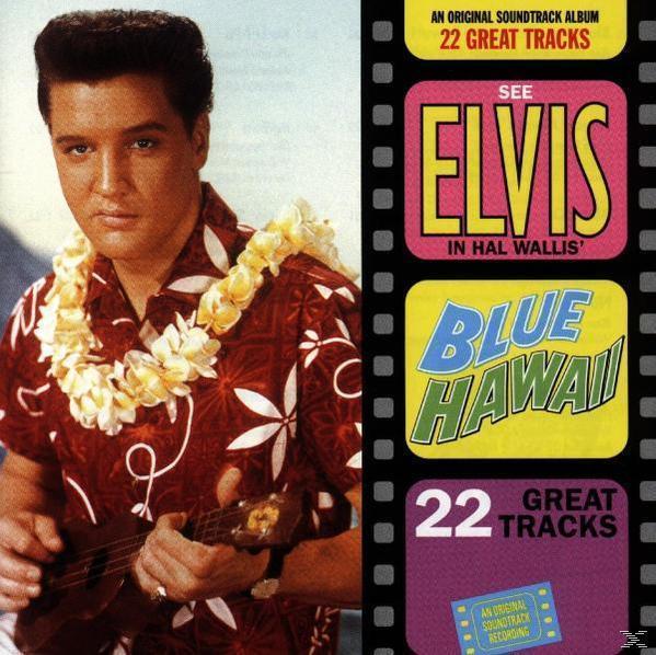 Blue Hawaii (Elvis Presley) für 8,49 Euro