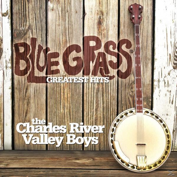 Bluegrass Greatest Hits (The Charles River Valley Boys) für 8,99 Euro