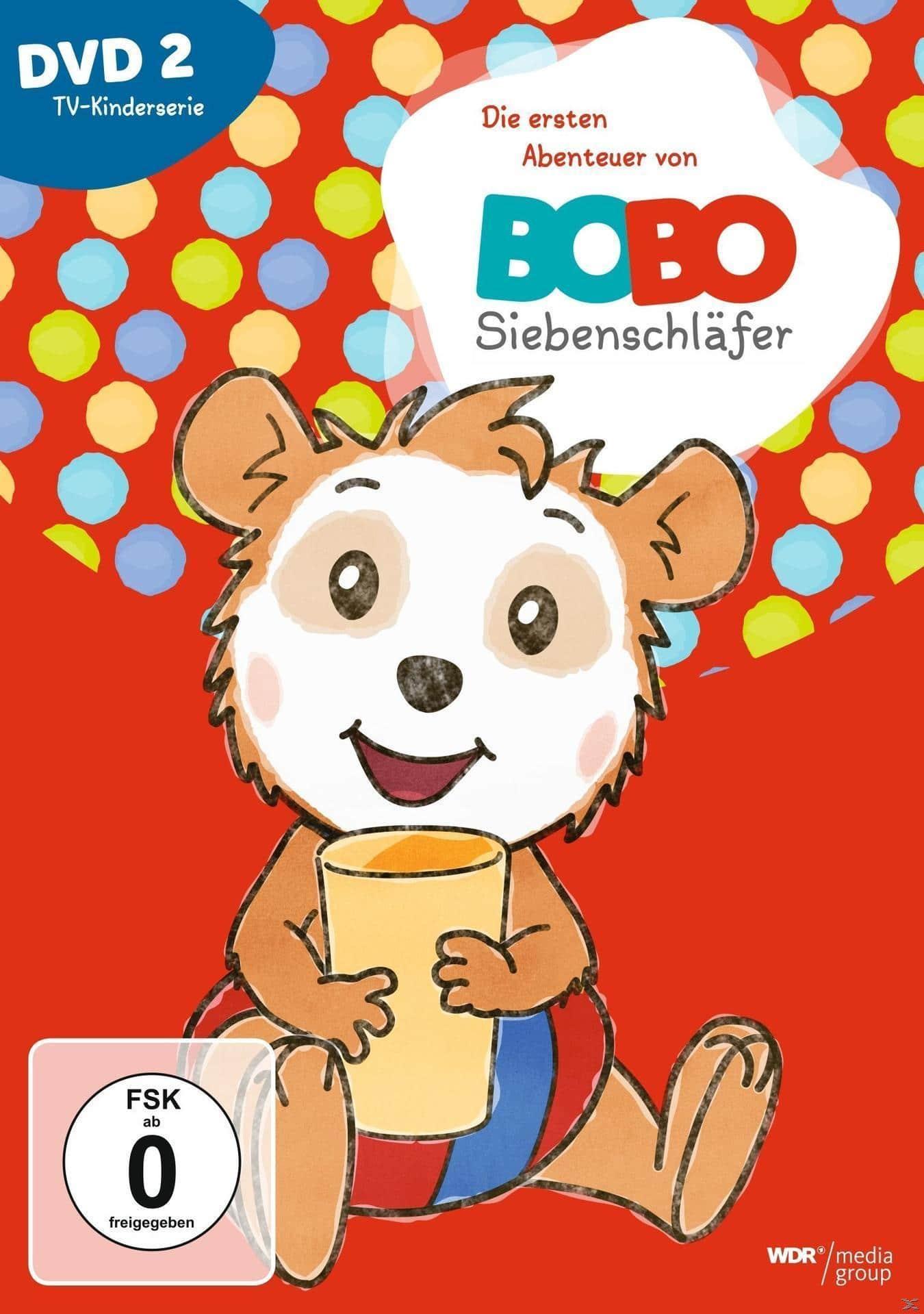 Bobo Siebenschläfer - Folge 10-18 (DVD) für 9,99 Euro