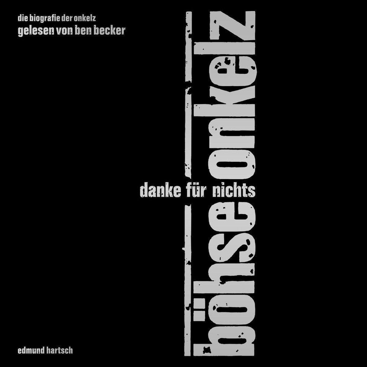 Böhse Onkelz: Danke für nichts (CD(s)) für 24,99 Euro