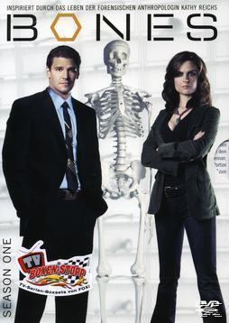 Bones - Season 1 (DVD) für 14,99 Euro