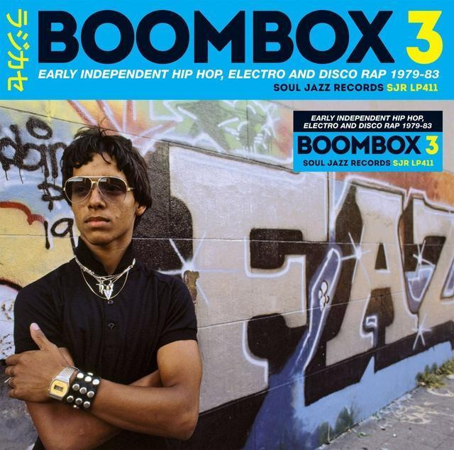 Boombox 3 (1979-1983) Early Indie HipHop,Electro, (VARIOUS) für 17,99 Euro