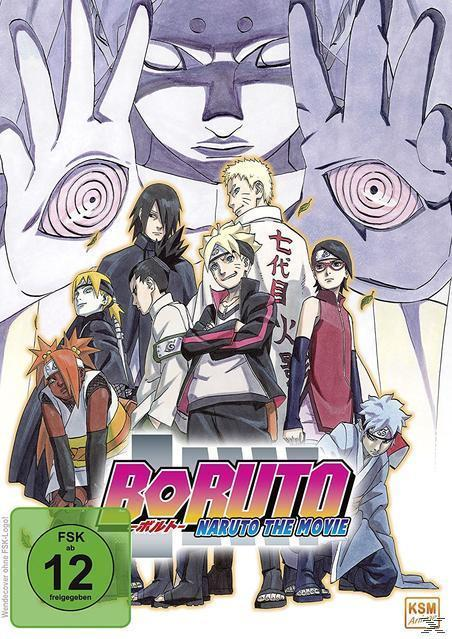 Boruto - Naruto The Movie (DVD) für 22,99 Euro