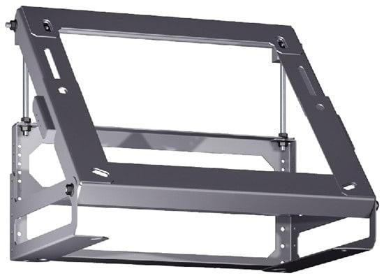 Bosch DHZ1241 Adapter für Dachschrägen vorne/hinten für 130,99 Euro