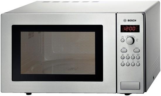 Bosch HMT84M451 Mikrowelle 900W 25l 31,5cm AutoPilot 7 Gewichtsautomatik für 179,99 Euro