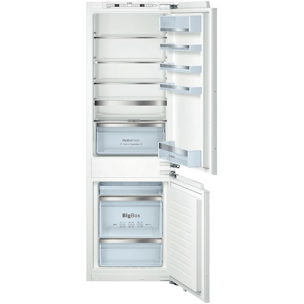 Bosch KIN86AF30 Einbau-Kühl-/Gefrierkombination 188l/67l A++ 221kWh/Jahr NoFrost für 786,00 Euro