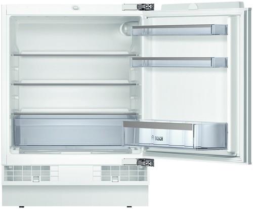 Bosch KUR15A65 Unterbau-Kühlschrank 137l A++ 92kWh/Jahr Flachscharnier für 609,00 Euro