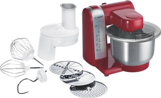 Bosch MUM48R1 Küchenmaschine 3,9l Rührschüssel MultiMotion Drive für 153,99 Euro