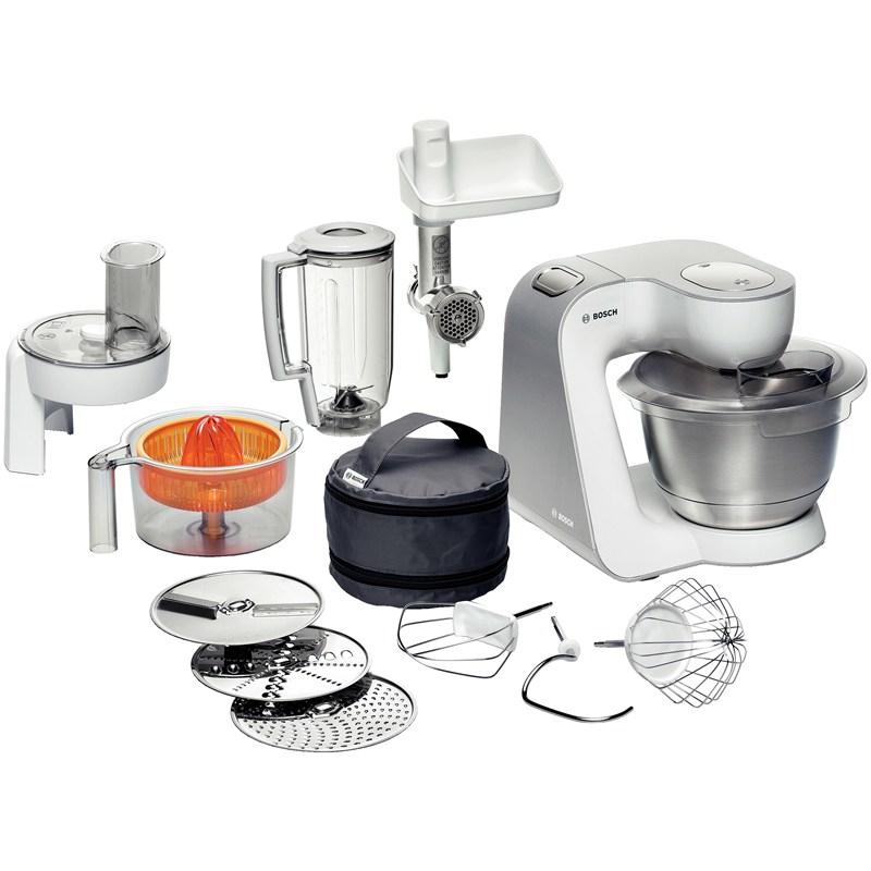 """Bosch MUM54240 Küchenmaschine 900W 3D Rührsystem """"Multi-motion-drive"""" für 222,00 Euro"""