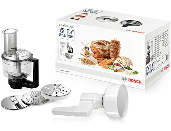 Bosch MUZXLVE1 Lifestyle Set VitalEmotion mit Getreidemühle und Multimixer für 114,99 Euro