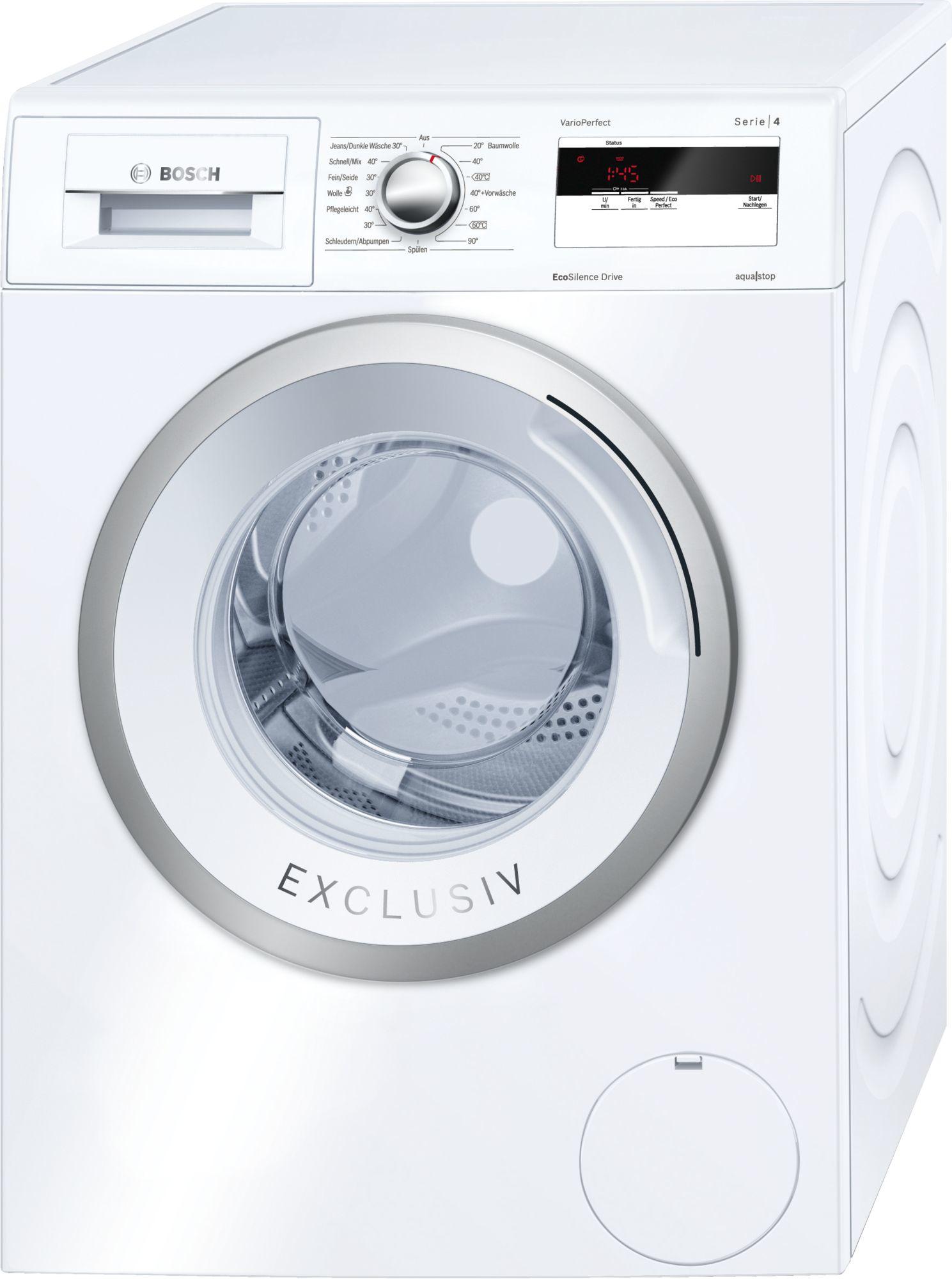 Bosch WAN28090 Waschmaschine 6kg 1400 U/min A+++ Frontlader ActiveWater für 398,00 Euro