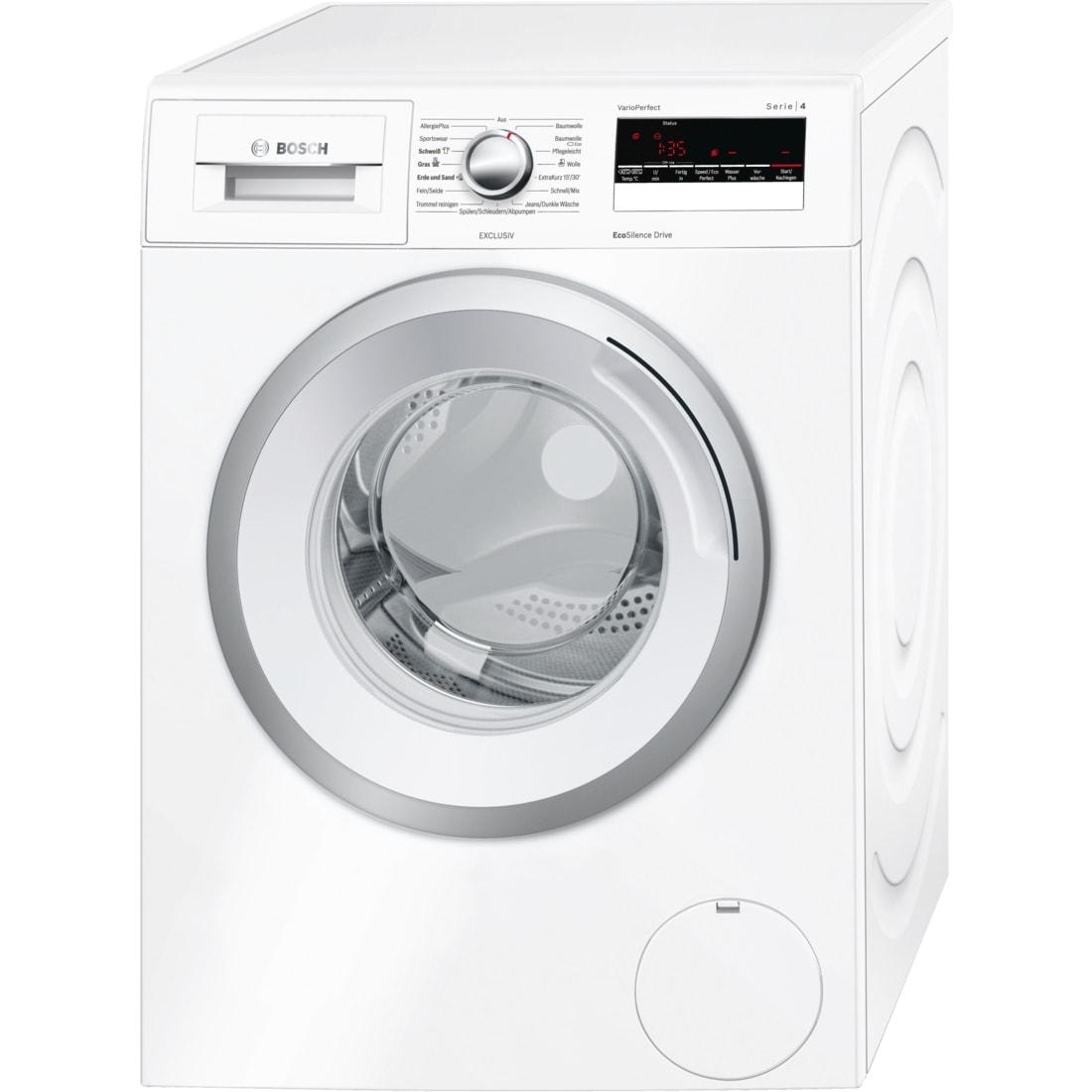 Bosch WAN282EURO Waschmaschine 7kg 1400U/min A+++ Frontlader AquaStop-Schlauch für 399,00 Euro