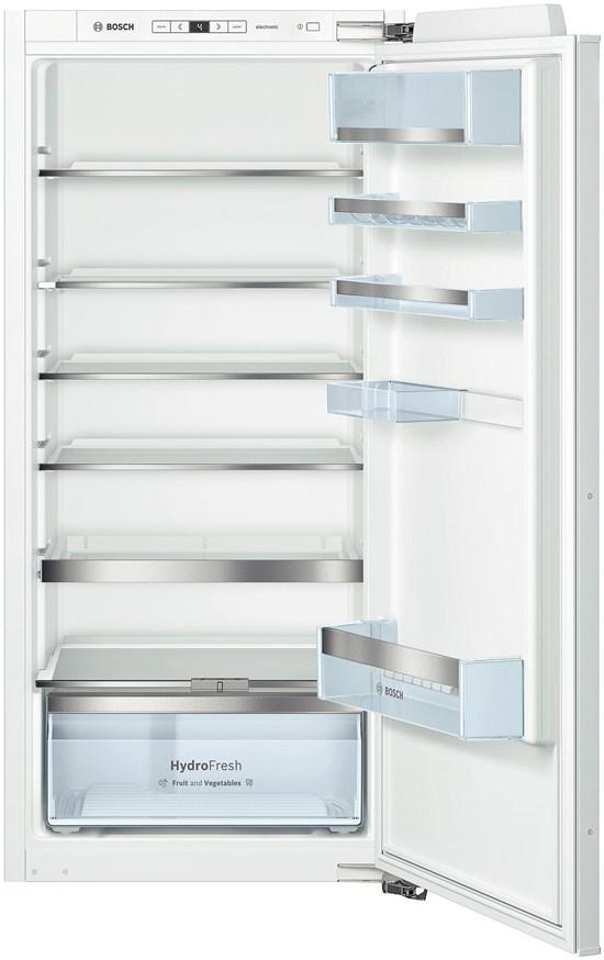 Bosch KIR41AF30 Einbau-Kühlschrank 211l A++ 105kWh/Jahr 122,5cm Flachscharnier für 546,00 Euro