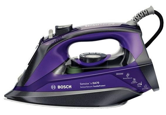 Bosch TDA703021T Dampfbügeleisen 3000W 200g CeraniumGlissée AntiShine für 129,99 Euro