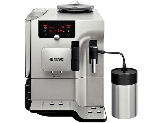 Bosch TES803F9DE Kaffeevollautomat 19bar 2,4l 300g Premiummahlwerk für 889,00 Euro