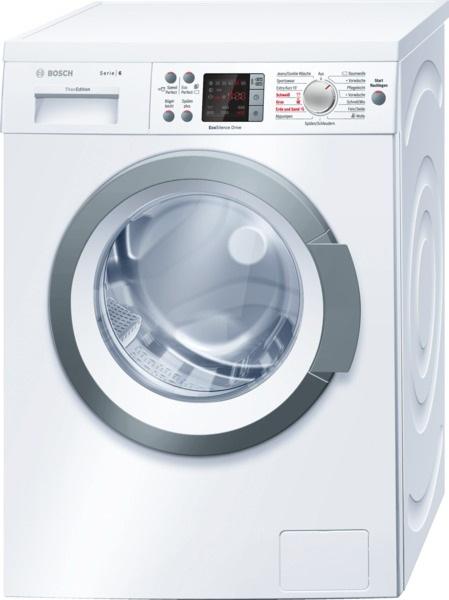 Bosch WAQ28477EX Waschmaschine 8kg 1400U/min A+++ Frontlader AquaStop für 597,00 Euro