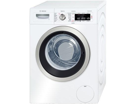 Bosch WAW28570EX Waschmaschine 9kg 1400 U/min A+++ Frontlader AquaStop für 613,15 Euro