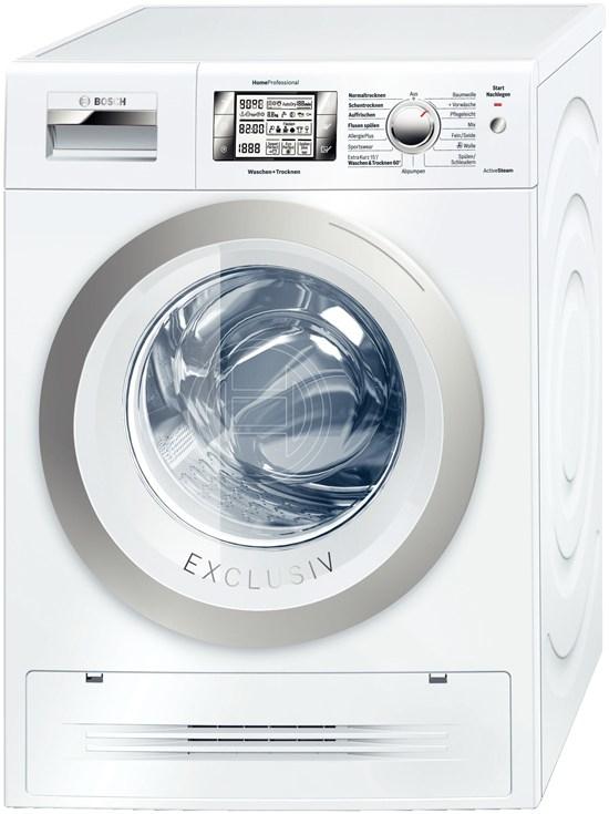 Bosch WVH30590 Waschtrockner Waschen 7kg/Trocknen 4kg A AquaStop AllergiePlus für 878,00 Euro