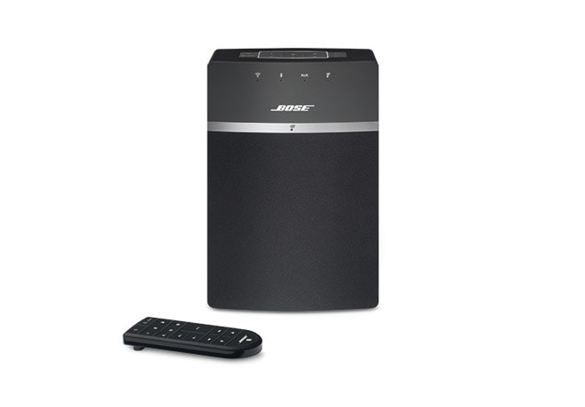 Bose SoundTouch 10 Streaming Lautsprecher WLAN Bluetooth AUX-In USB für 178,99 Euro