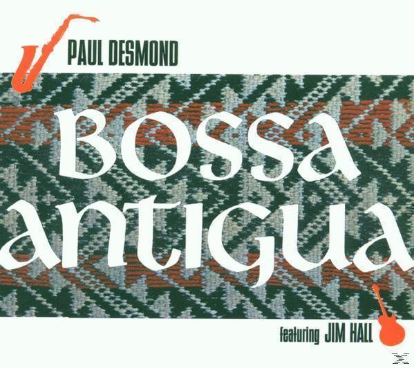 Bossa Antigua   (Paul Desmond) für 6,99 Euro