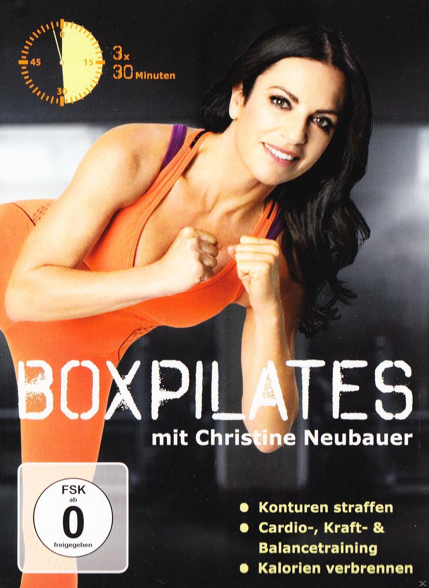 Boxpilates mit Christine Neubauer (DVD) für 9,99 Euro