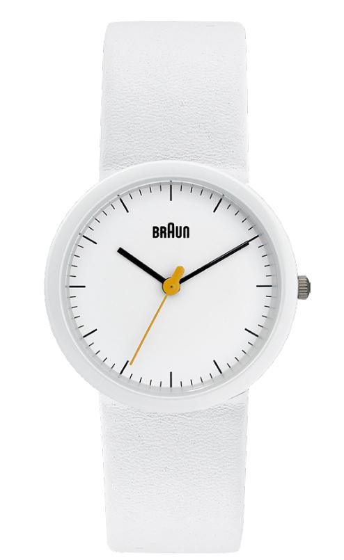Braun 66547 BN 0021 Armbanduhr Damen 3-Zeiger-Quarzwerk Lederarmband für 129,99 Euro