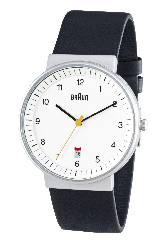 Braun 66506 BN 0032 Armbanduhr 3-Zeiger-Quarzwerk Datumsanzeige für 179,99 Euro