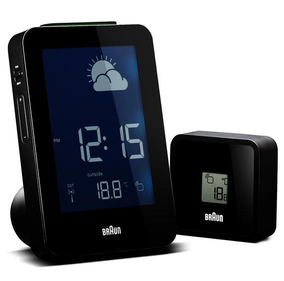 Braun 66038 Funk-Wetterstation digital Barometer-Wetterprognose für 109,99 Euro