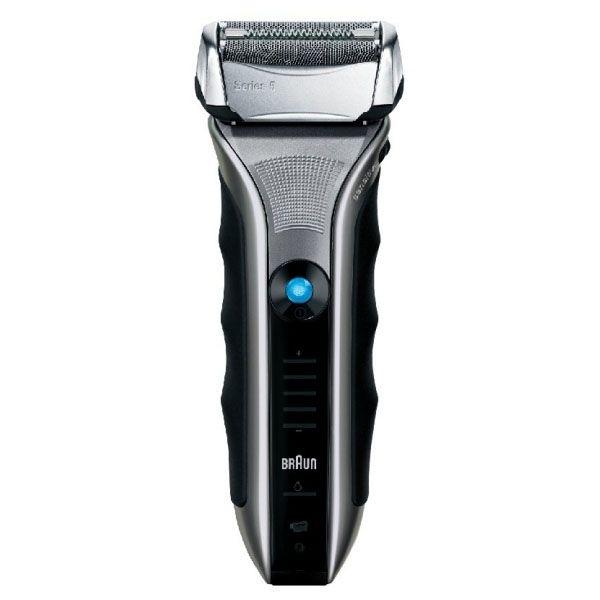 Braun ContourX Pro 590cc Rasierer Metallic inkl. Reinigungs- und Pflegestation für 119,00 Euro