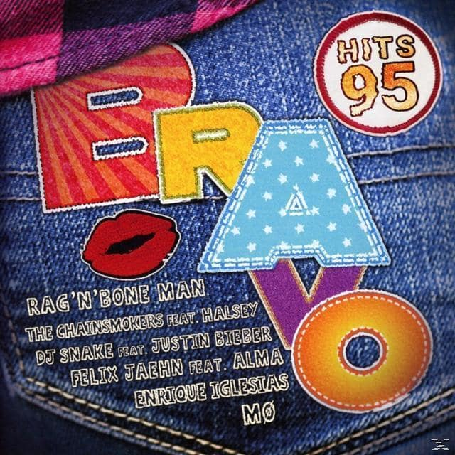 Bravo Hits Vol.95 (VARIOUS) für 21,99 Euro