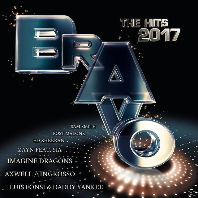 Bravo The Hits 2017 (VARIOUS) für 19,99 Euro