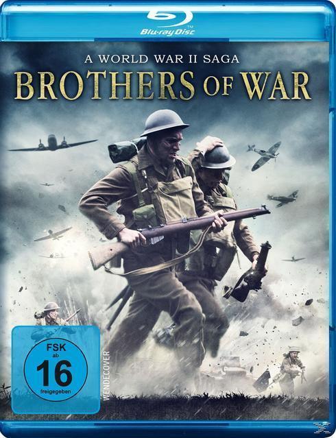 Brothers of War (BLU-RAY) für 11,99 Euro