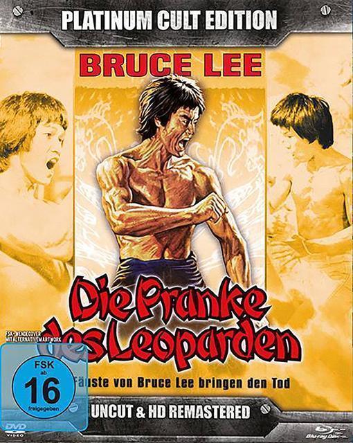 Bruce Lee - Die Pranke des Leoparden Platinum Cult Edition (BLU-RAY + DVD) für 21,99 Euro