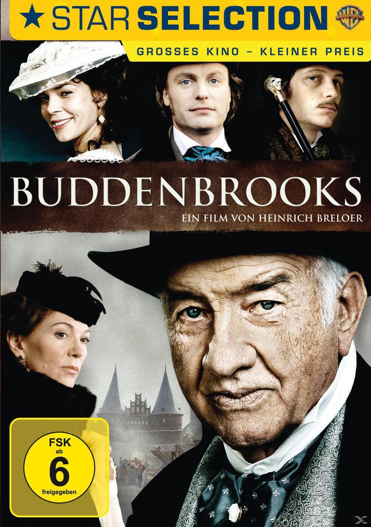 Buddenbrooks (DVD) für 6,99 Euro