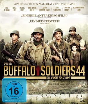 Buffalo Soldiers '44 - Das Wunder von St. Anna (BLU-RAY) für 22,99 Euro