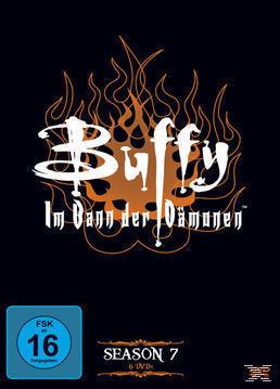 Buffy - Im Bann der Dämonen: Season 7 - Teil 1 (Episode 1 - 11) (DVD) für 12,99 Euro