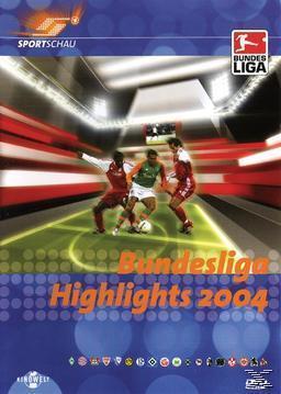 Bundesliga Highlights 2004 (DVD) für 15,99 Euro