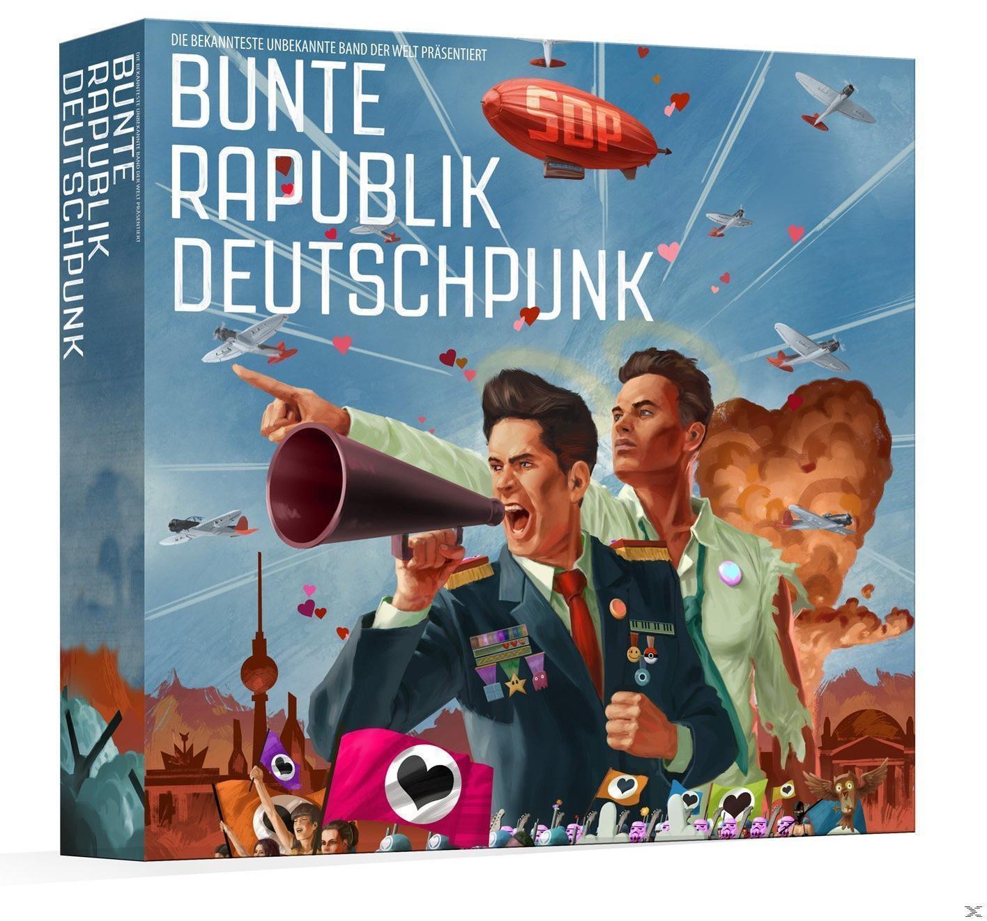 Bunte Rapublik Deutschpunk (SDP) für 14,99 Euro
