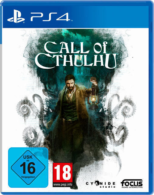 Call Of Cthulhu (PlayStation 4) für 39,99 Euro