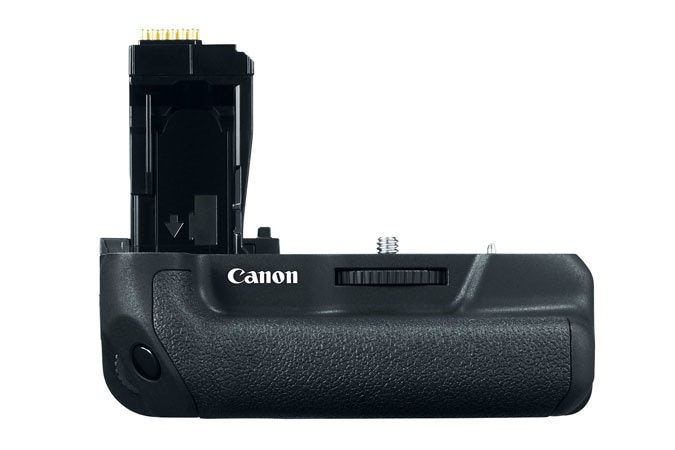 Canon BG-E18 nachrüstbarer Batteriegriff für 119,00 Euro